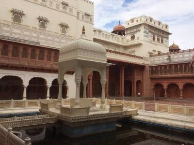 Junagarh Fort Rajasthan