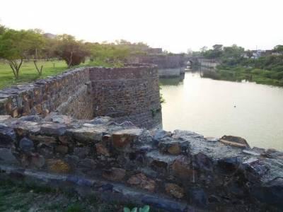 Iron Fort Bharatpur Rajasthan