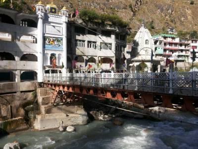 Manikaran Kullu Himachal Pradesh