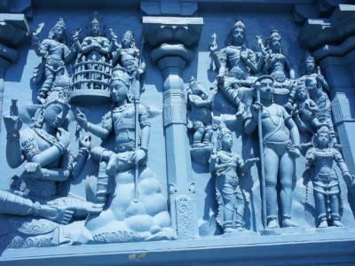 Uttara Swami Malai Temple Delhi