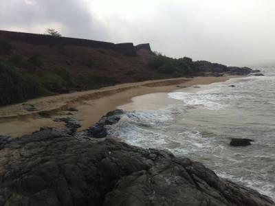 Bekal Beach Kasaragod