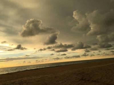 Bekal Beach in Bekal Fort