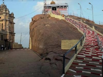 Tiruchirapalli Rock Fort Tiruchirappalli Tamil Nadu
