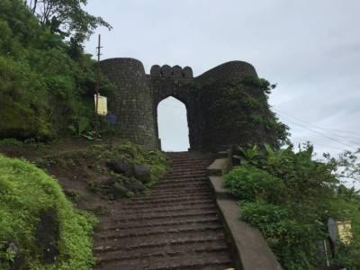 Sinhagad Fort Pune Maharastra