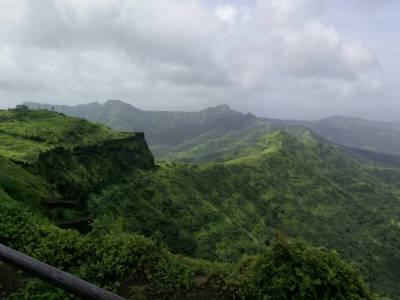 Sinhagad Fort Maharastra