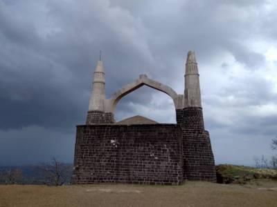 Shivneri Fort Pune Maharastra