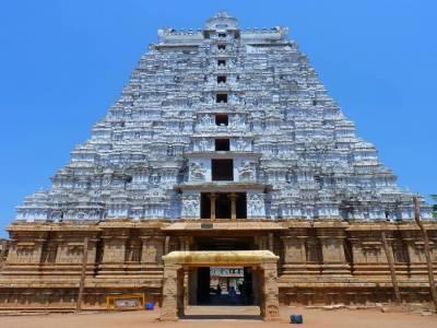 Ranganathaswamy Temple Srirangam Tiruchirappalli