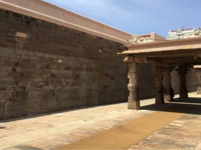 Ranganathaswamy Temple Srirangam Tiruchirappalli Tamil Nadu