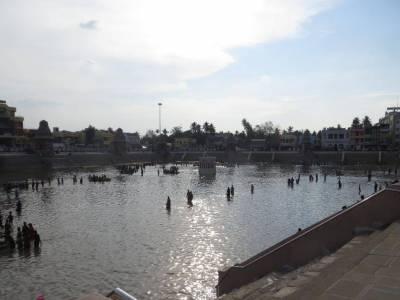Mahamaham Tank Kumbakonam Thanjavur Tamil Nadu