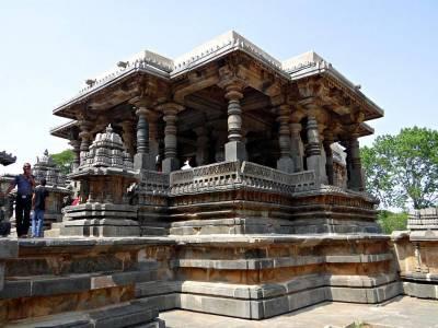 Hoysaleswara Temple Halebidu Hassan Karnataka