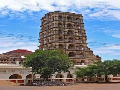 Brihadeeswarar Tamil Nadu