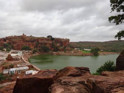 Badami Bagalkot Karnataka