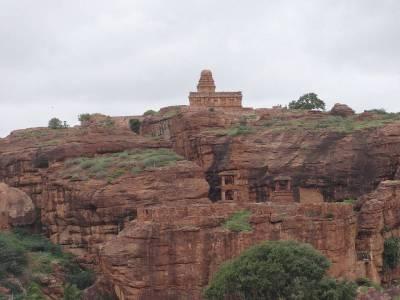 Badami Fort Bagalkot