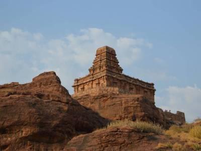 Badami Fort Karnataka