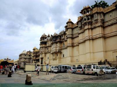 The City Palace Udaipur