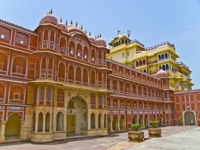 City Palace Jaipur Rajasthan