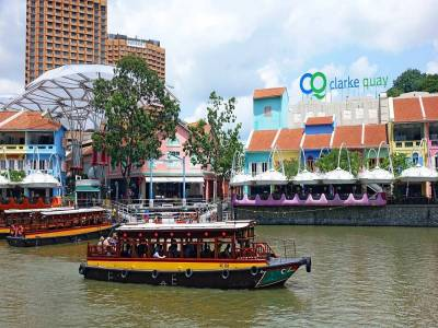 Places to visit in Clarke Quay Singapore