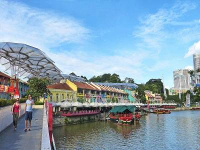 Things to do in Clarke Quay Singapore