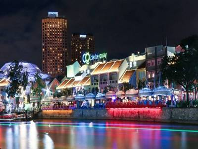 Clarke Quay Singapore Travel Tips
