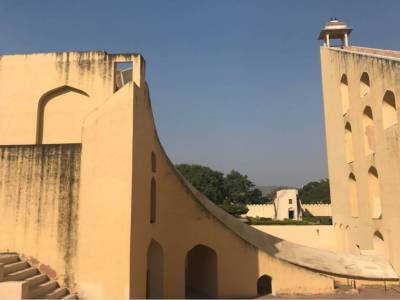 Jantar Mantar of Jaipur