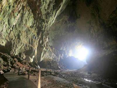 Mulu Caves in Malaysia