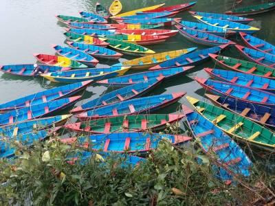 Phewa Lake Nepal