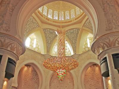 Sheikh Zayed Mosque UAE