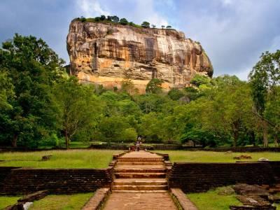Sigiriya Dambulla Sri Lanka