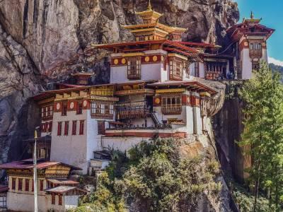 Paro Taktsang Bhutan