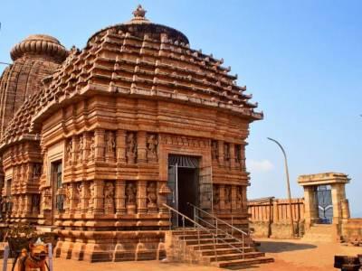 Taratarini Temple Ganjam Odisha