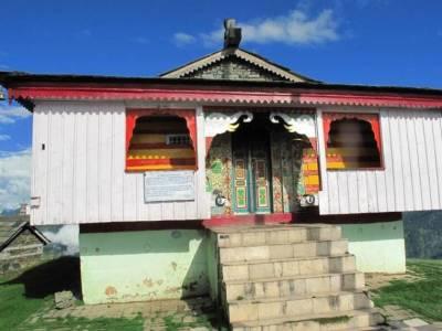 Bijli Mahadev Temple Kullu