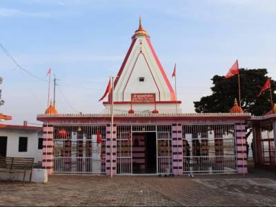 Kunjapuri Devi Temple Adali Tehri Garhwal Uttarakhand