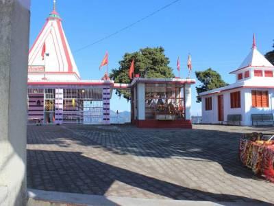 Kunjapuri Devi Temple Adali Tehri Garhwal