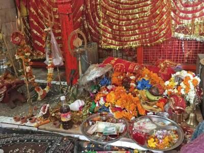 Kunjapuri Devi Temple Adali Tehri