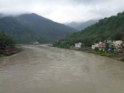 Lakshman Jhula Uttarakhand