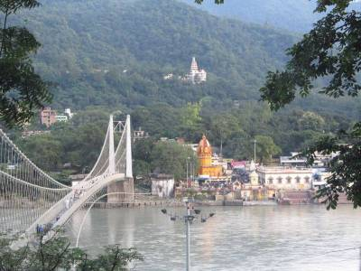 Ram Jhula Rishikesh Uttarakhand