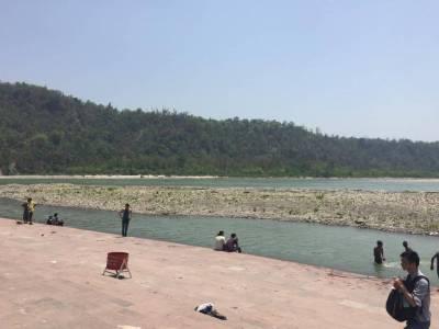 Triveni Ghat Rishikesh Uttarakhand
