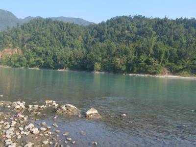 Triveni Ghat Uttarakhand