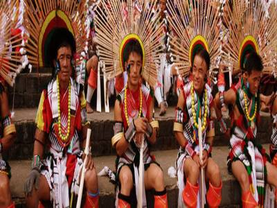 Aoling Festival Mon District Nagaland