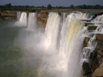 Chitrakoot Waterfall Jagdalpur Bastar Chhattisgarh