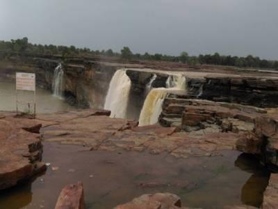 Chitrakoot Waterfall Jagdalpur Chhattisgarh