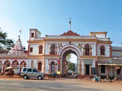 Danteshwari Temple Dantewada
