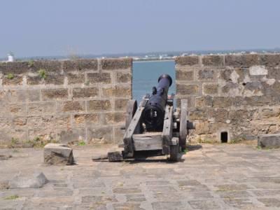 Portuguese Fort