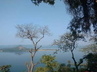 Dudhni Lake Silvassa Dadra