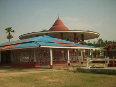 Chaturdasha Temple in Old Agartala
