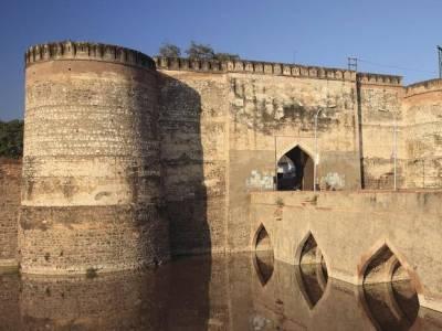 Lohagarh Fort, Bharatpur Rajasthan
