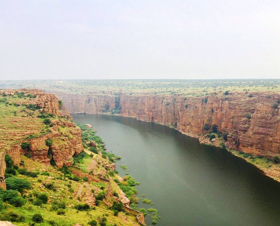 Gandikota The Grand Canyon of India Travel Blog