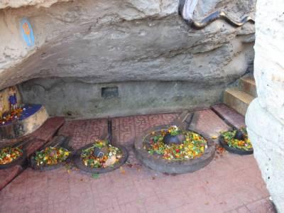 Gangeshwar Mahadev Temple in Diu