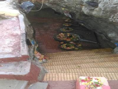Gangeshwar Mahadev Seashore Temple