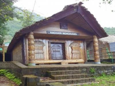 Dimasa Kachari Ruins Nagaland